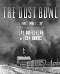 The Dust Bowl book cover