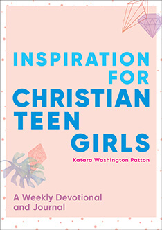Inspiration for Christian Teen Girls book cover
