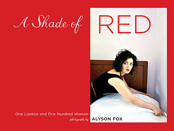 A Shade of Red book cover