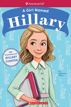 A Girl Named Hillary book cover